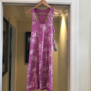 NWT Soybu pink sun dress size medium
